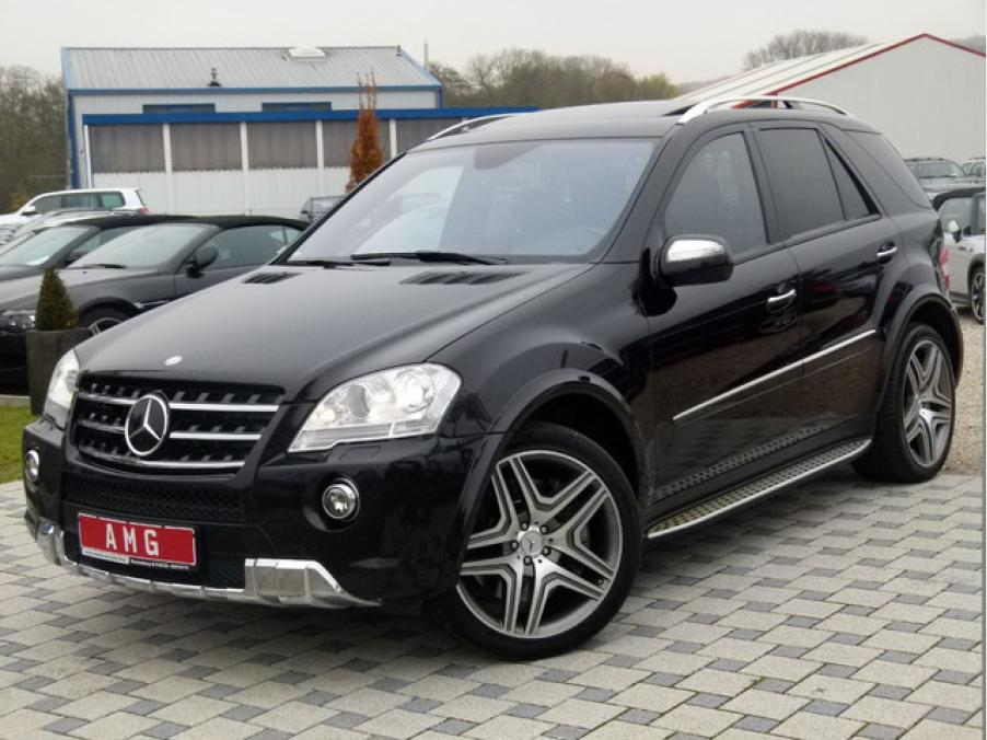 Mercedes-Benz ML 63 AMG, 01