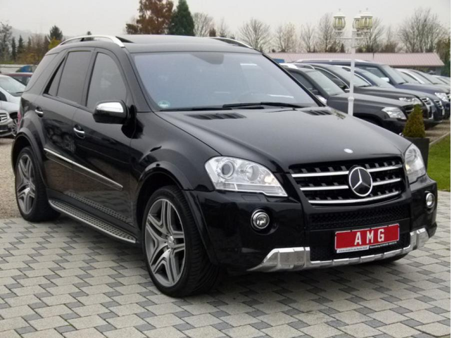Mercedes-Benz ML 63 AMG, 02
