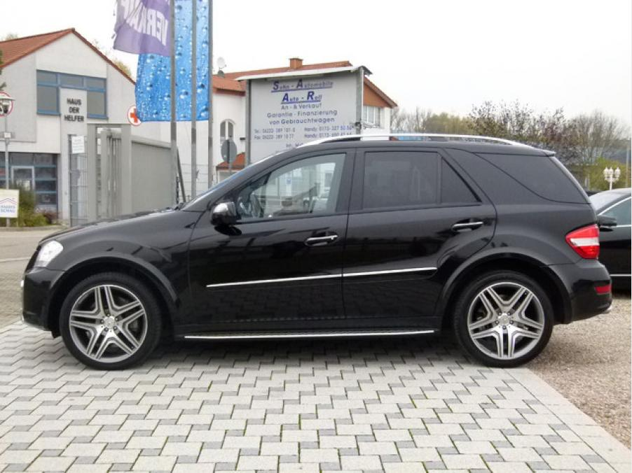 Mercedes-Benz ML 63 AMG, 03