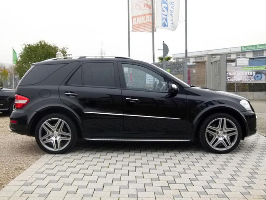 Mercedes-Benz ML 63 AMG, 04