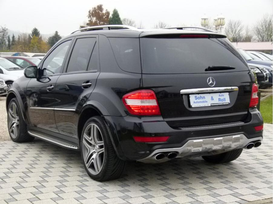 Mercedes-Benz ML 63 AMG, 05