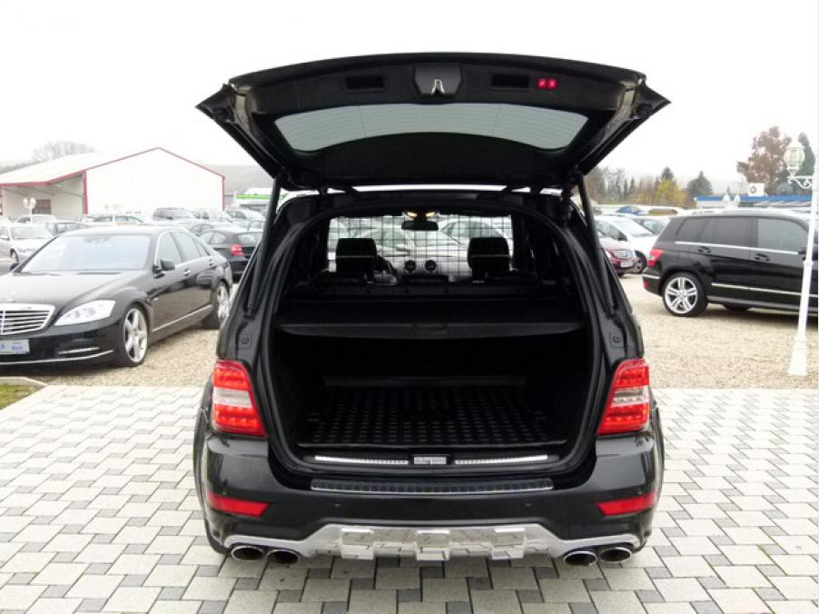 Mercedes-Benz ML 63 AMG, 09
