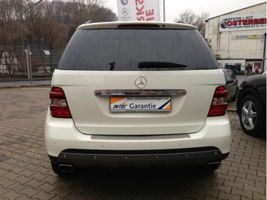 Mercedes-Benz ML 320 CDI , 01