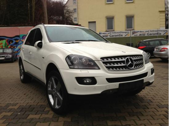 Mercedes-Benz ML 320 CDI , 05