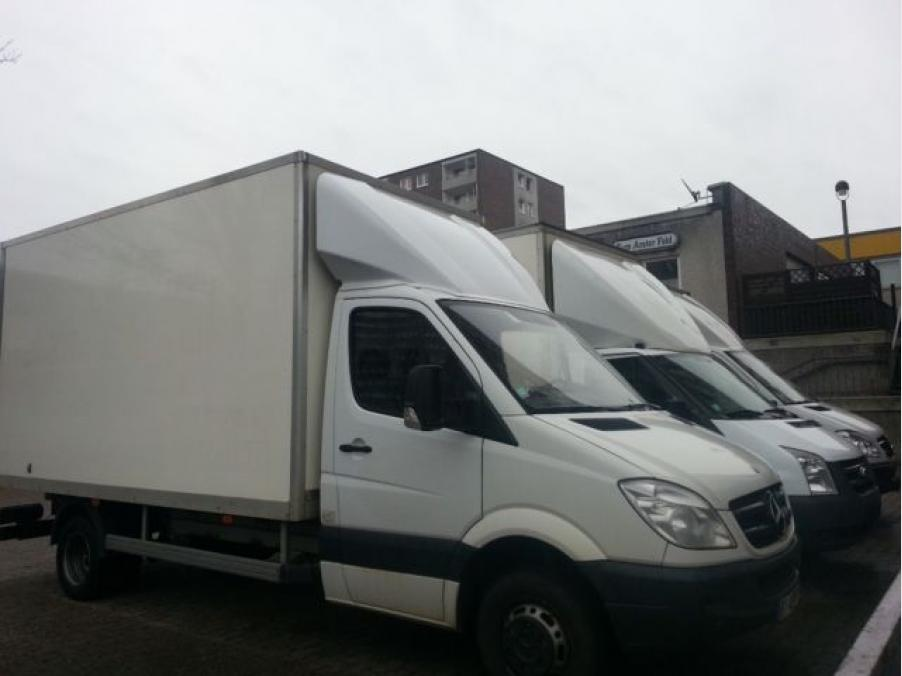 Mercedes-Benz Sprinter  513  Euro 5, 01