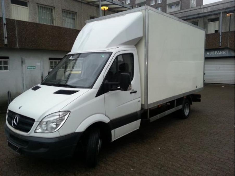Mercedes-Benz Sprinter  513  Euro 5, 04