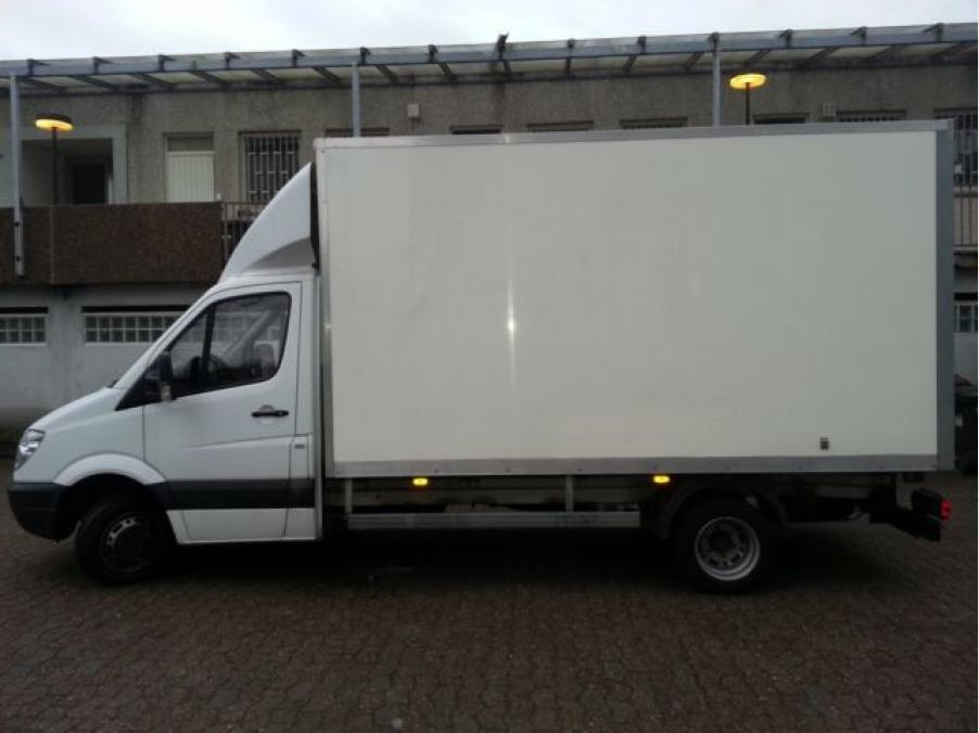 Mercedes-Benz Sprinter  513  Euro 5, 08