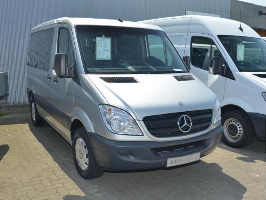 Mercedes-Benz Sprinter 311 CDI Kombi, 03