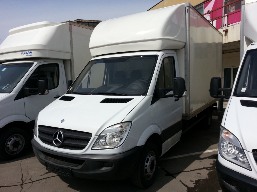 Mercedes-Benz Sprinter 5т, 01