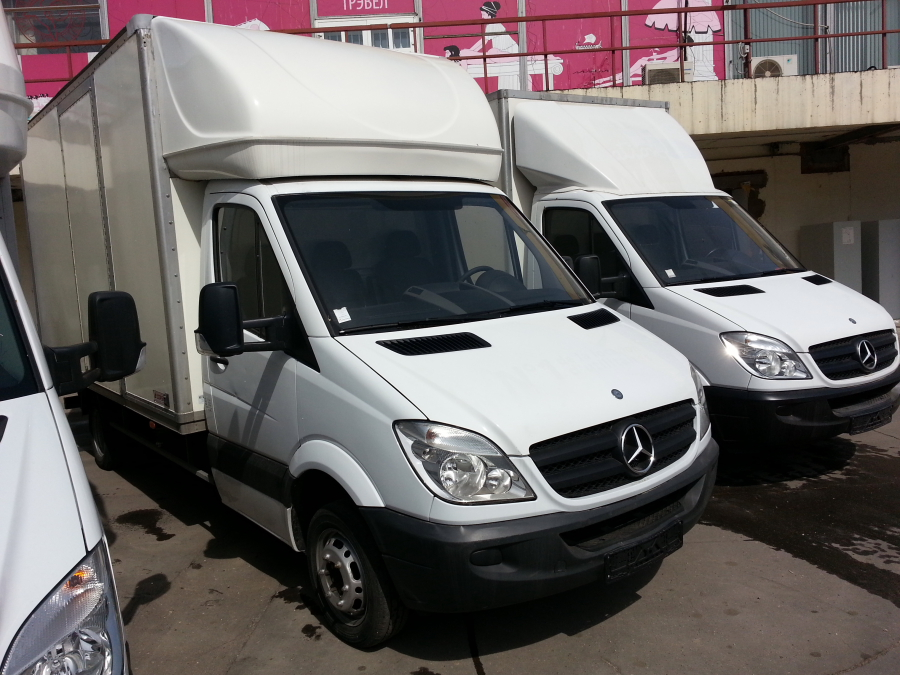 Mercedes-Benz Sprinter 5т, 02