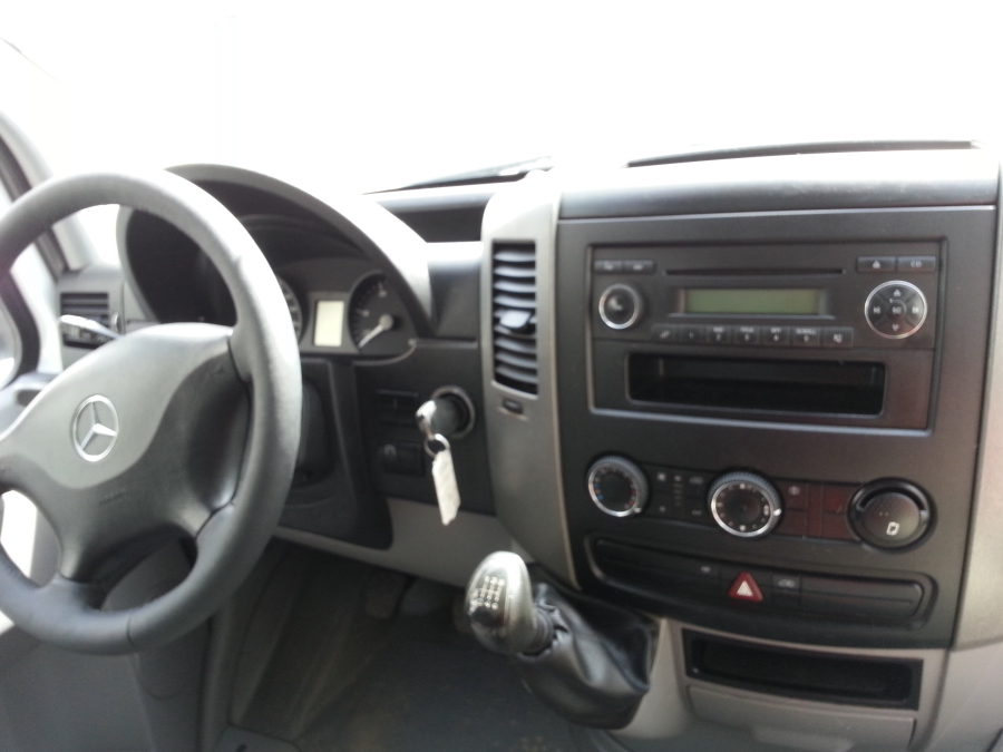 Mercedes-Benz Sprinter 5т, 05