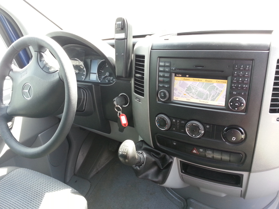 Mercedes-Benz Sprinter 3т Фургон, 07