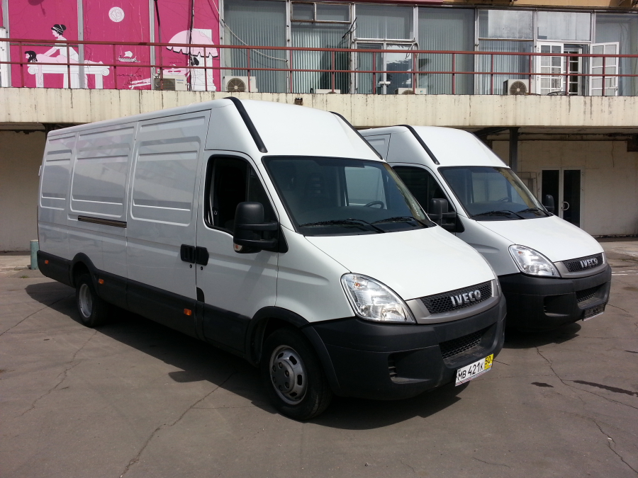 IVECO Daily, 01