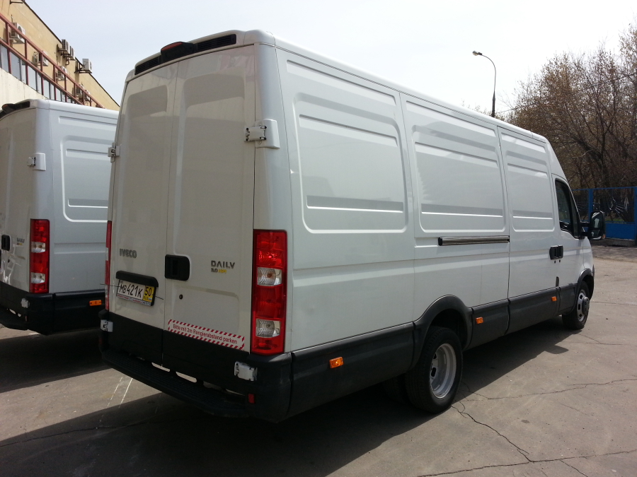 IVECO Daily, 02