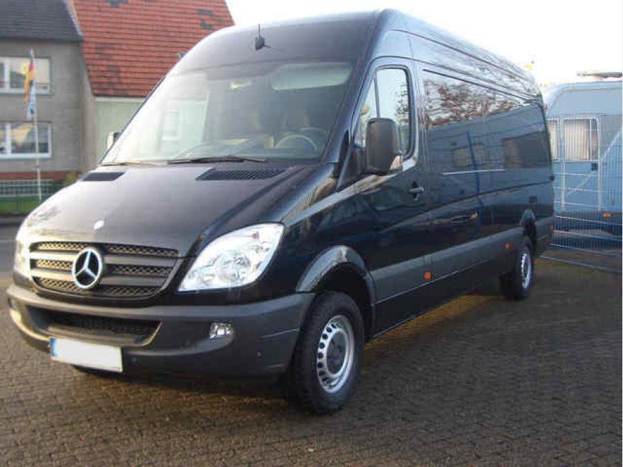 Mercedes-Benz Sprinter 316 CDI, 01