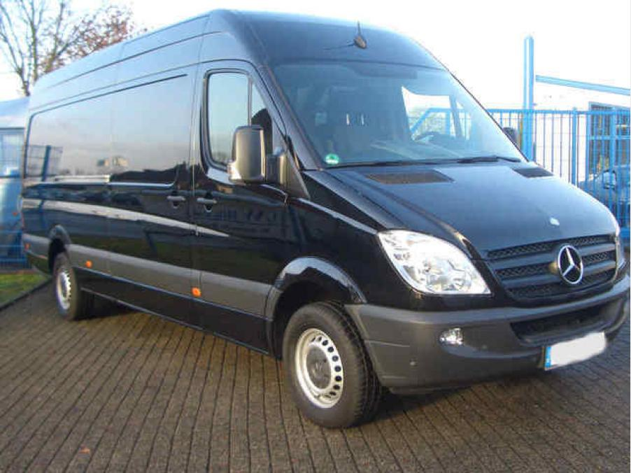 Mercedes-Benz Sprinter 316 CDI, 02