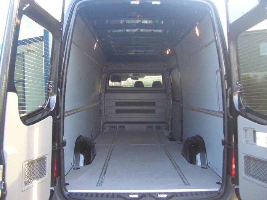 Mercedes-Benz Sprinter 316 CDI, 08