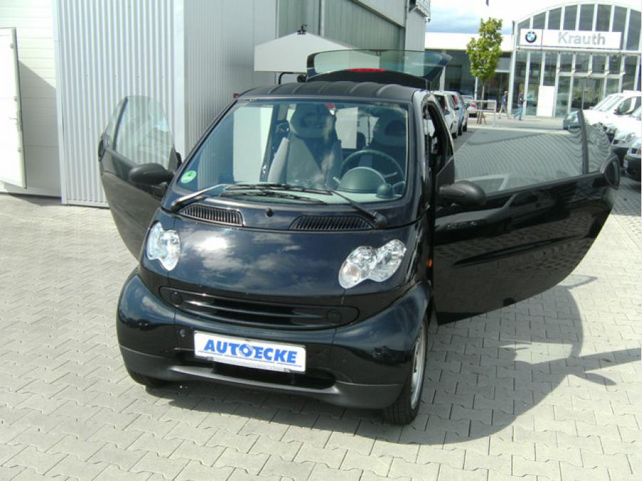 Smart smart fortwo coupe pure, 01