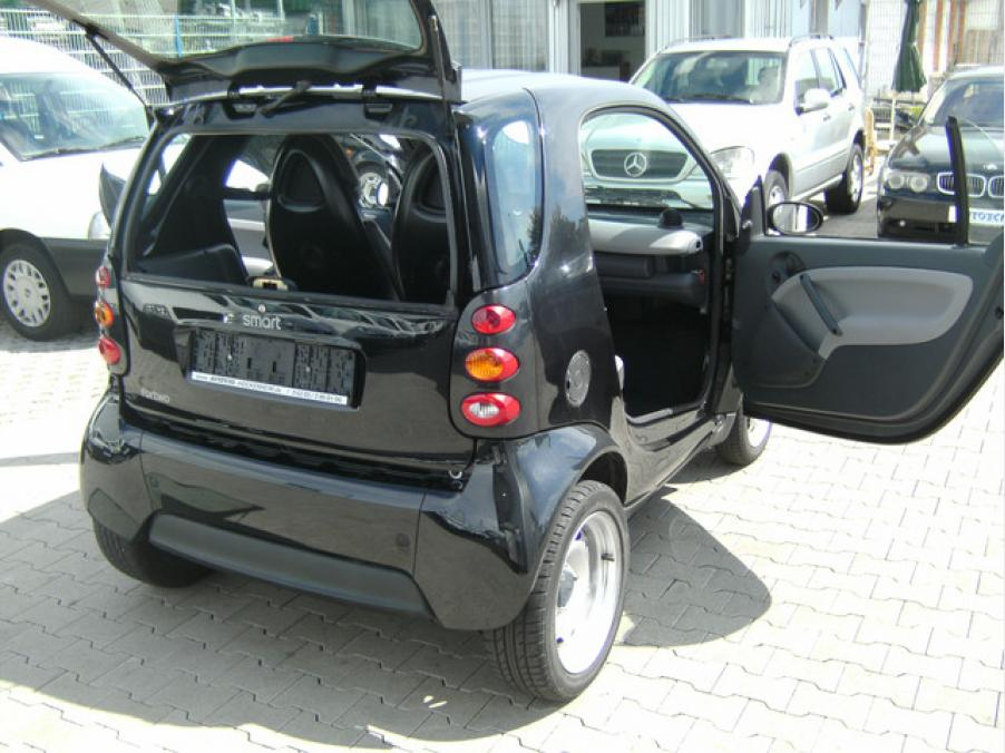 Smart smart fortwo coupe pure, 04