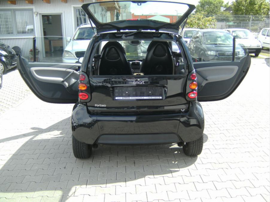Smart smart fortwo coupe pure, 06