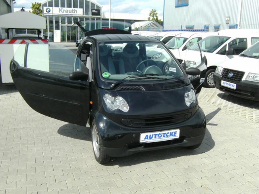 Smart smart fortwo coupe pure, 07