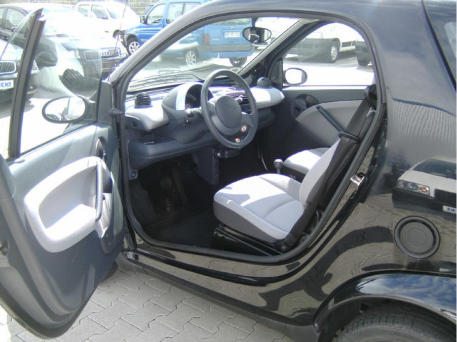 Smart smart fortwo coupe pure, 08