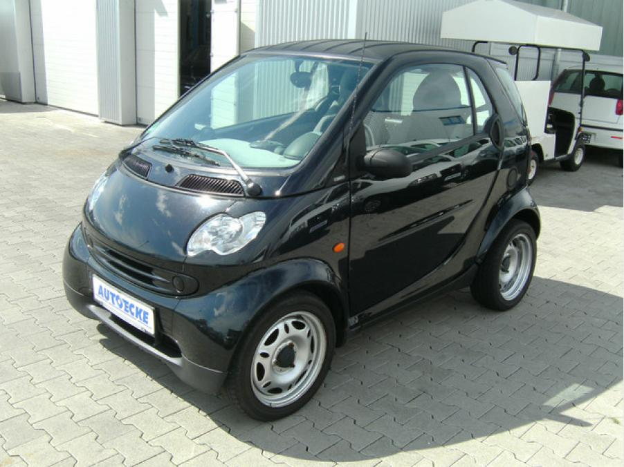 Smart smart fortwo coupe pure, 09