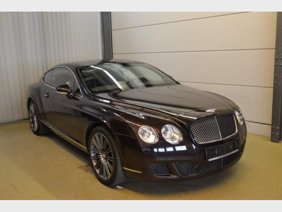 Bentley Continental GT Speed Mulliner, 01