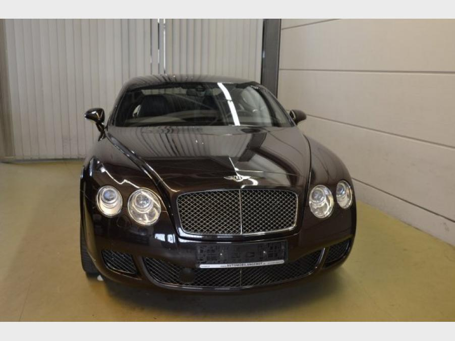 Bentley Continental GT Speed Mulliner, 02