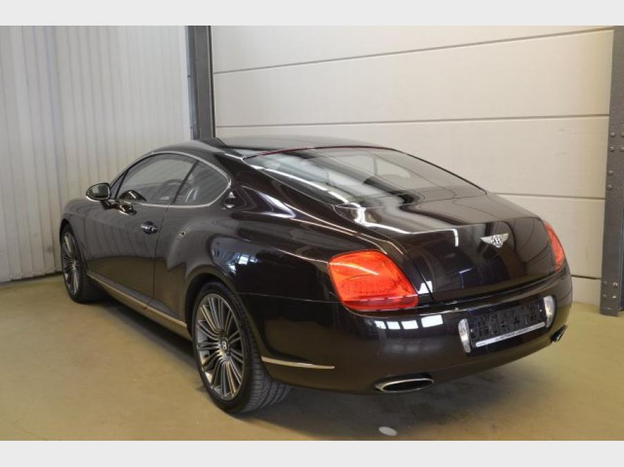 Bentley Continental GT Speed Mulliner, 03