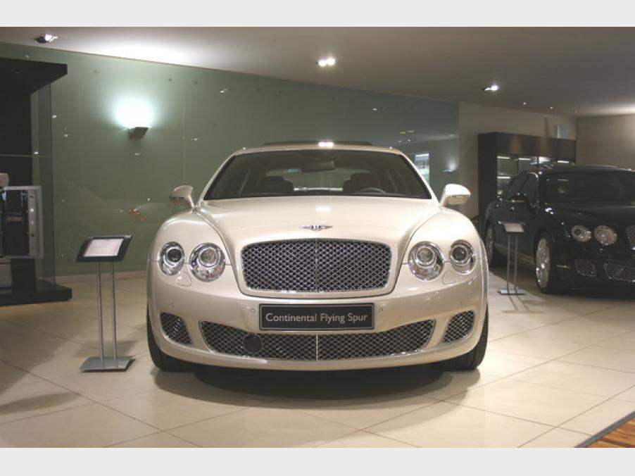 Bentley Continental Flying Spur, 03