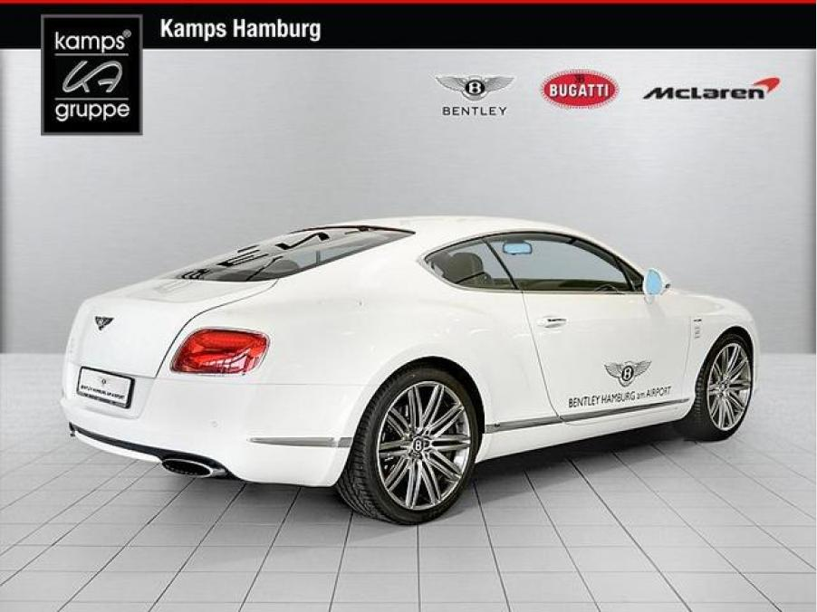 Bentley Continental GT SPEED, 04