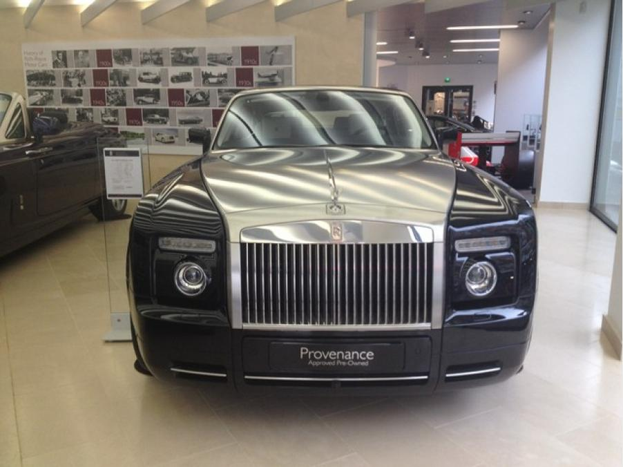 Rolls Royce Phantom Coupé, 01