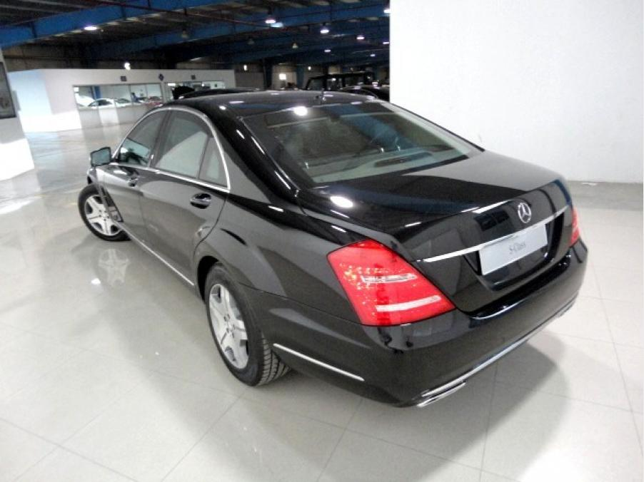 Mercedes-Benz S 600 L GUARD VR7