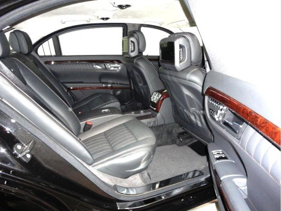 Mercedes-Benz S 600 L GUARD VR7, 02