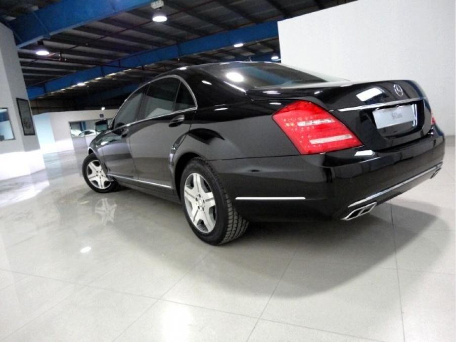 Mercedes-Benz S 600 L GUARD VR7, 06