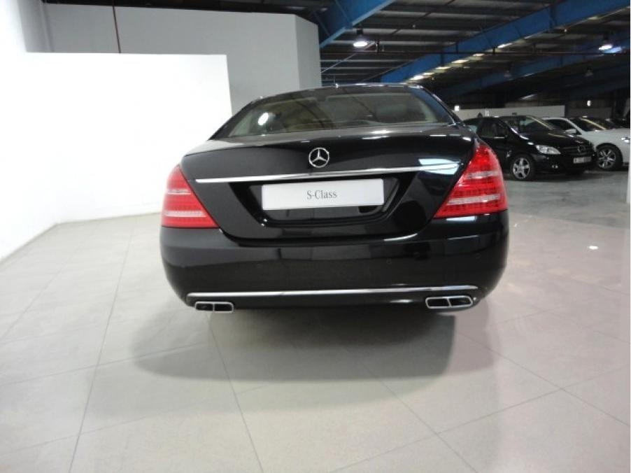 Mercedes-Benz S 600 L GUARD VR7, 07
