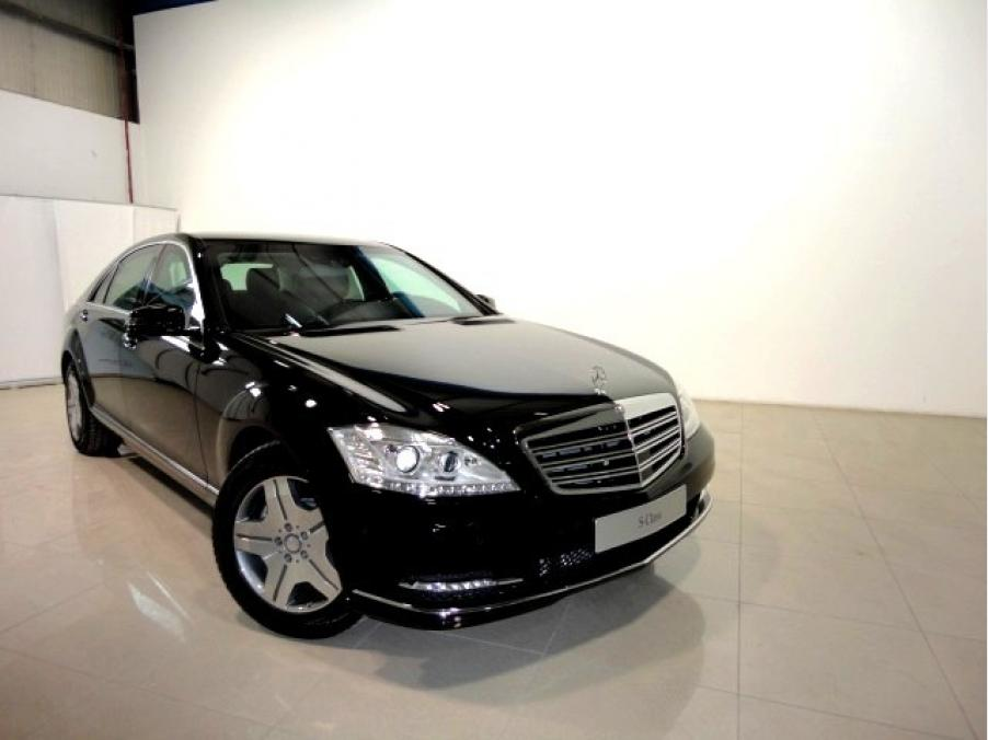 Mercedes-Benz S 600 L GUARD VR7, 09