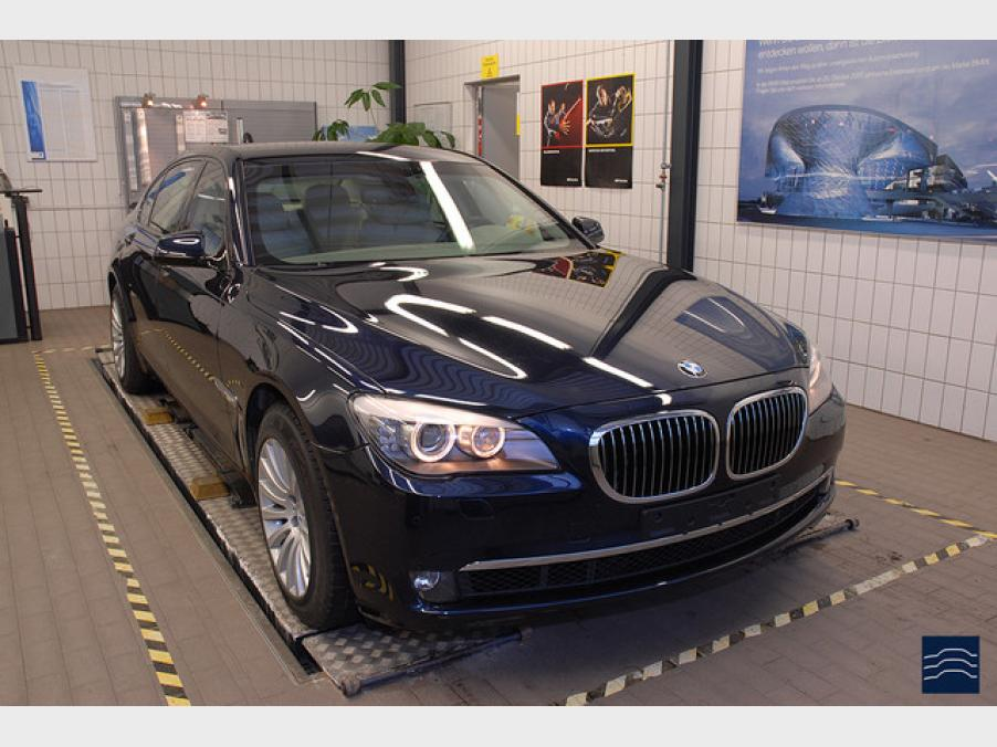 BMW 760Li High Security VR7/VR9