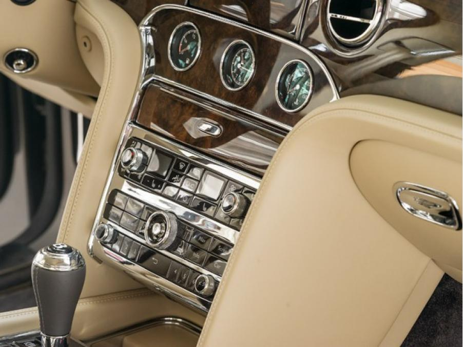 Bentley Mulsanne 6.0 Ltr
