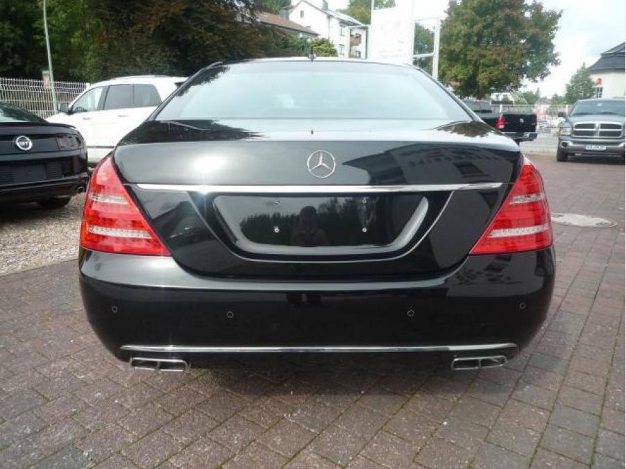 Mercedes-Benz S 600 L - T1 Factory Amored VR6 / VR7, 01