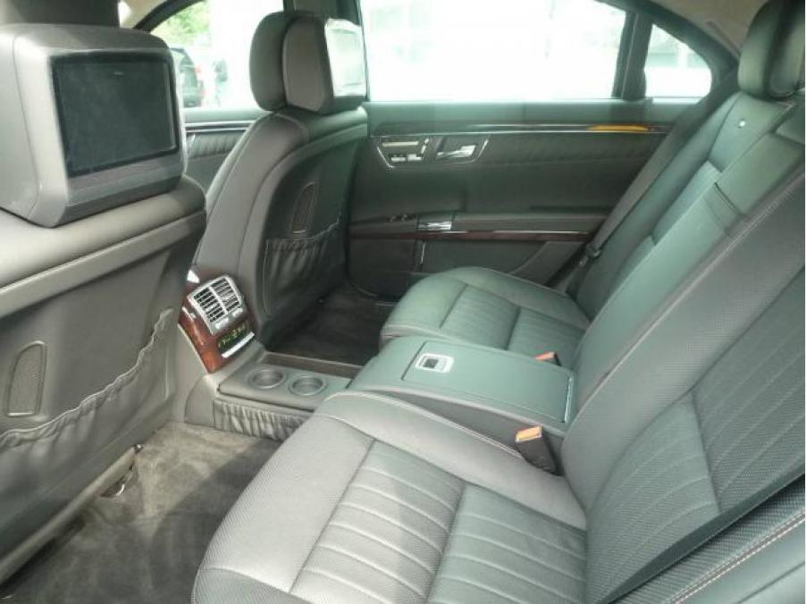 Mercedes-Benz S 600 L - T1 Factory Amored VR6 / VR7, 03