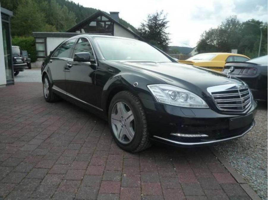 Mercedes-Benz S 600 L - T1 Factory Amored VR6 / VR7, 09
