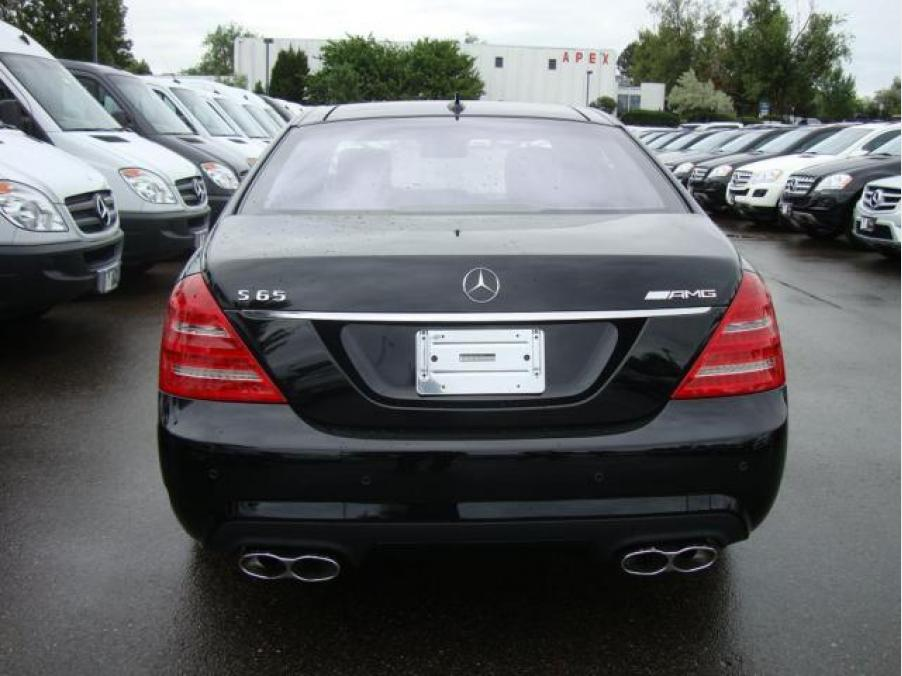 Mercedes-Benz S 65 AMG LONG, 01