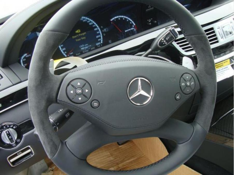 Mercedes-Benz S 65 AMG LONG, 07