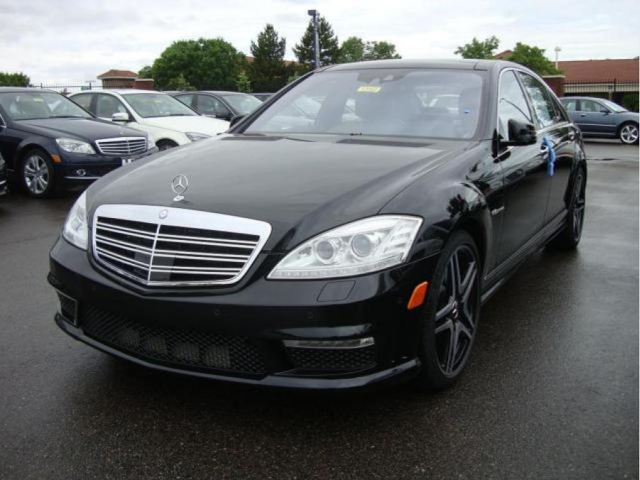 Mercedes-Benz S 65 AMG LONG, 09