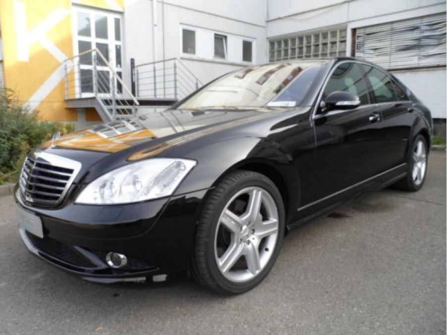 Mercedes-Benz S 320 CDI 4Matic 7G*AMG-STYLING*, 01