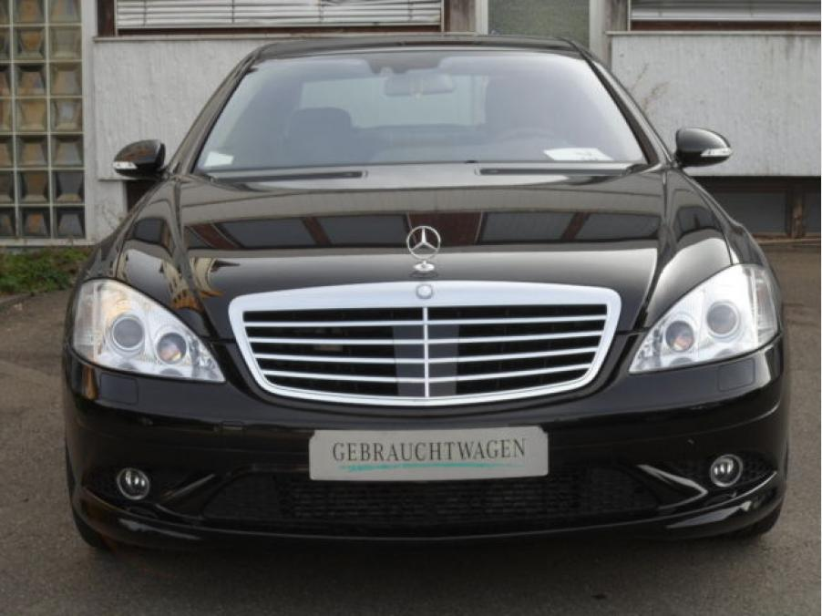 Mercedes-Benz S 320 CDI 4Matic 7G*AMG-STYLING*, 03