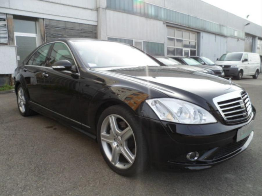 Mercedes-Benz S 320 CDI 4Matic 7G*AMG-STYLING*, 04
