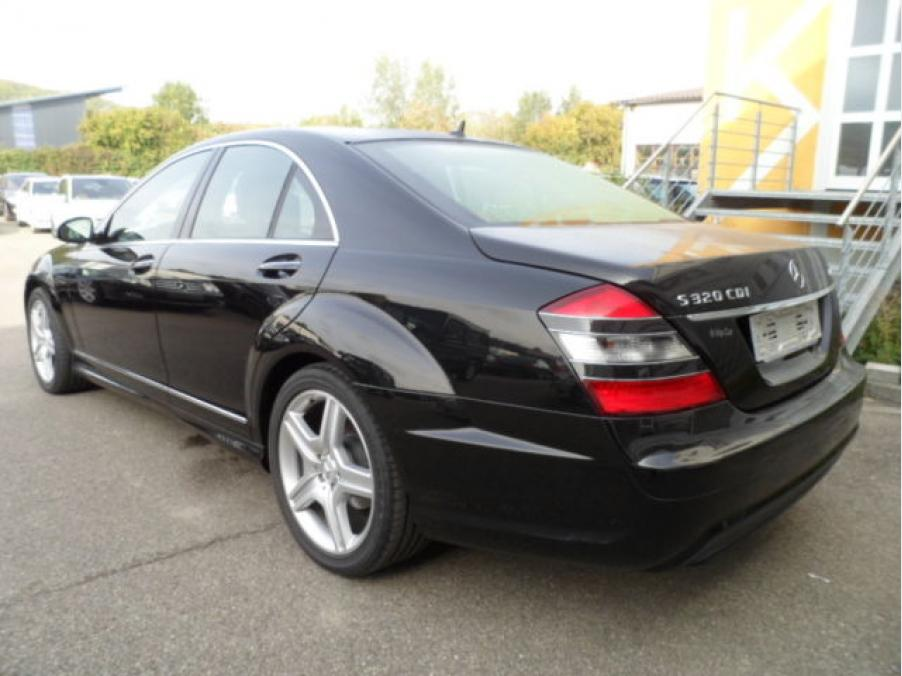 Mercedes-Benz S 320 CDI 4Matic 7G*AMG-STYLING*, 05